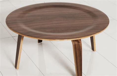 Eames Style Coffee Table Www Roomservicestore Eames Style Walnut Coffee Table