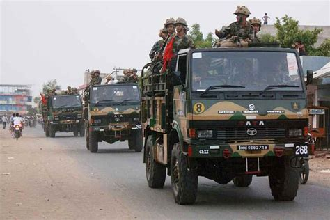 indian army truck indian military trucks page 16 indian defence forum