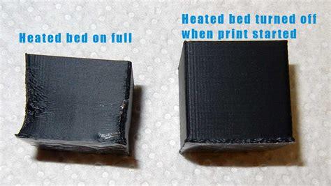 Abs Bed Temperature by Silikon Heizmatte Festkleben