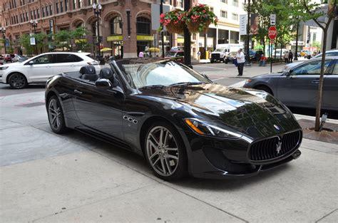 Used Maserati Granturismo Convertible by 2015 Maserati Granturismo Convertible Sport Stock