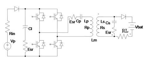 loosely coupled inductor patent us8310202 resonance frequency operation for power transfer in a loosely coupled