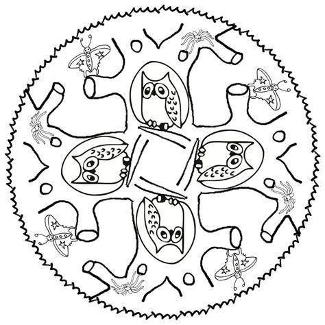Leichte Bastelideen Für Weihnachten 5965 by Eulen Mandala Tiere 1118 Malvorlage Eule Ausmalbilder