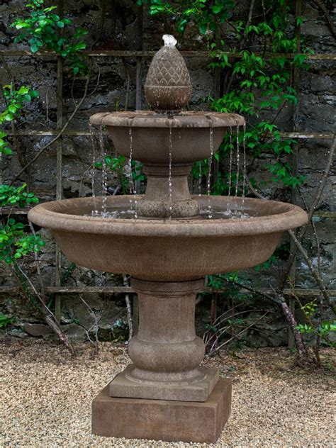 patio fountains tiered outdoor fountains shop tiered outdoor water features