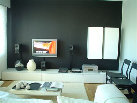 Interior Livingroom | interior design living room lcd tv