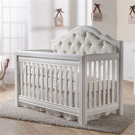 baby cribs white convertible pali cristallo convertible crib in vintage white ella