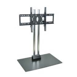 luxor h wilson wpsms44ch stationary flat panel tv stand - Flat Screen Tv Stands With Mounts