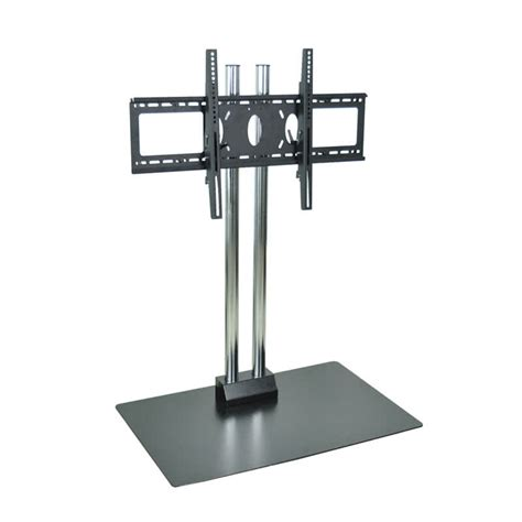 luxor h wilson wpsms44ch stationary flat panel tv stand