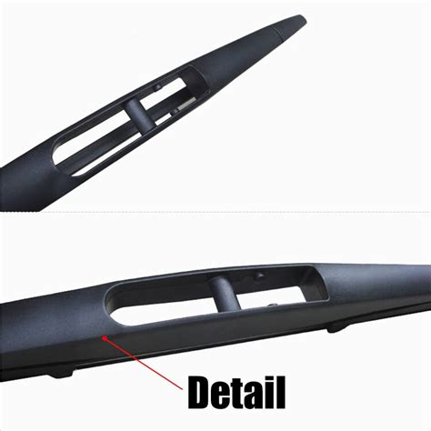 repair windshield wipe control 2011 nissan leaf auto manual misima 10 quot rear window windshield wiper blade for swift sx4 splash alto vezel qx ebay