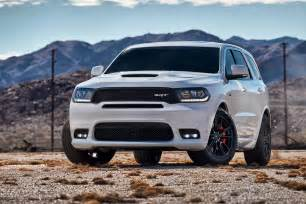 Dodge Durango Pictures Dodge Reveals 2018 Durango Srt Biser3a