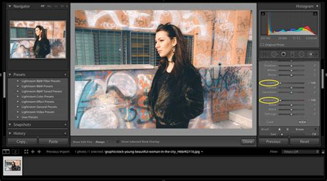 how to blur background in lightroom how to blur backgrounds in adobe lightroom create with