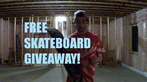 Free Skateboard Giveaway - contest closed free skateboard giveaway new east side graphic youtube