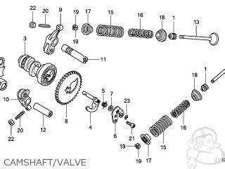 Valve Inlet Klep 14711 Kbb 900 14711gfm900 valve inlet honda 14711 gfm 900