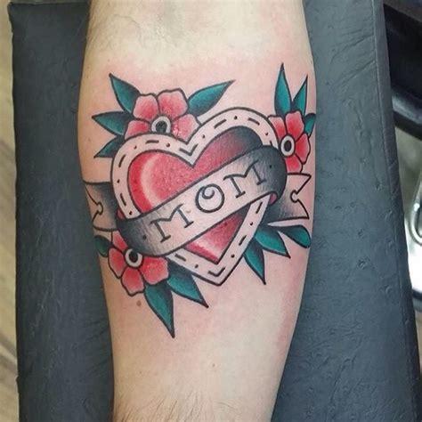 beautifully touching tattoos  hearts  names