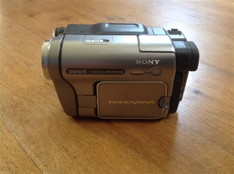 camcorder digital sony dcr trv270e camcorder handycam digital8 digital 8