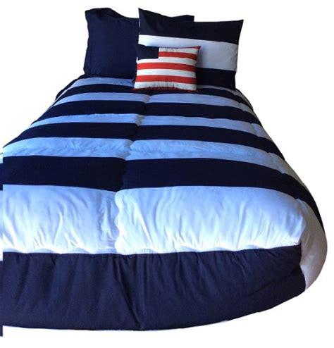navy bunk bed hayden navy bunk bed hugger striped bedding for bunks