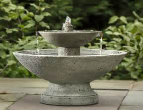 Water Fountain For Patio by Jensen Outdoor Water Fountain Outdoor Fountains And