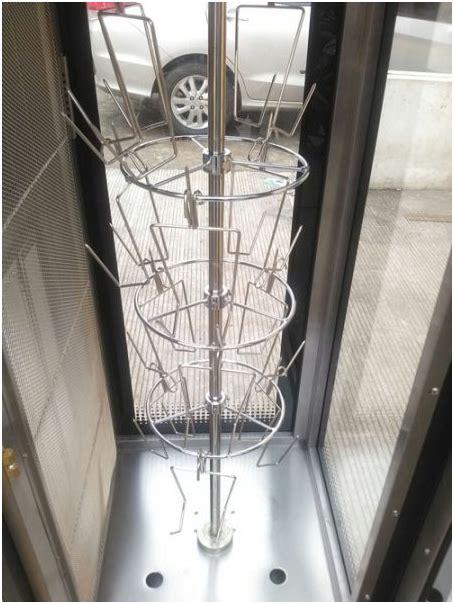 Pemanggang Ayam Gas jual gas rotisseries pemanggang ayam vertikal di malang