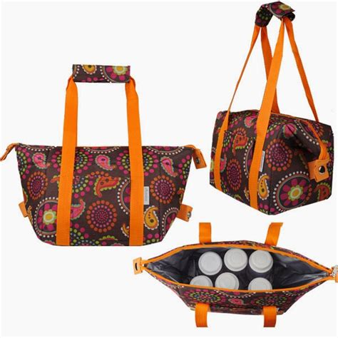 Autumnz Chic 2 In 1 Convertible Cooler Bag Fresh Moss s paradise autumnz chic 2 in 1 convertible cooler bag