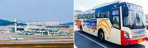 By Bus From Incheon Airport South Korea Korea4expats | bus malam akan beroperasi lebih dari incheon bandara