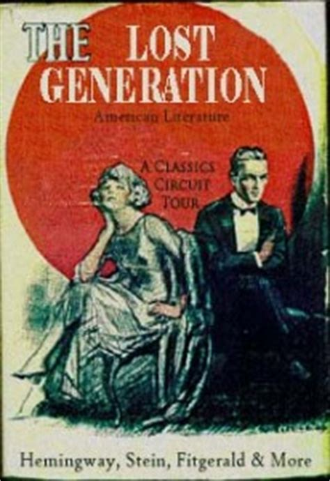themes in lost generation literature the american lost generation sign up 171 the classics circuit
