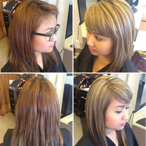 through andi s eyes natural looking foil pattern and lotd 27 best hair images on pinterest blonde hair hair