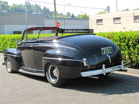 1941 ford convertible 1941 convertible ford