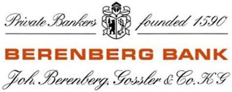 behrenberg bank berenberg bank bankers founded 1590 joh berenberg
