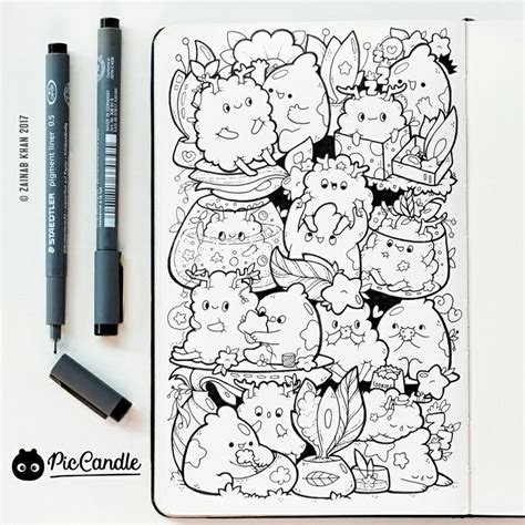 doodle piccandle 575 best images about doodles drawings on
