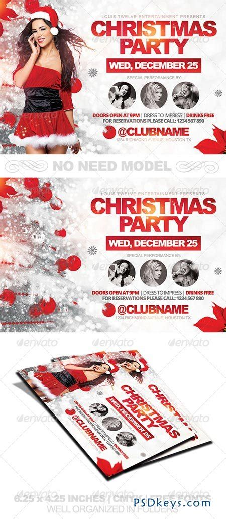 Horizontal Flyer Template Christmas Party Horizontal Flyer Template 6349321 187 Page 2 187 Free Download Photoshop Vector