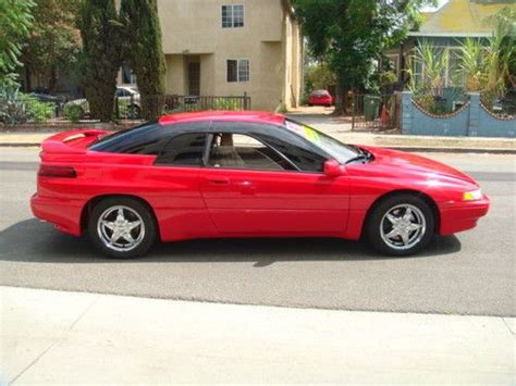 find used 1997 subaru svx lsi coupe 2 door 3 3l in los angeles california united states for