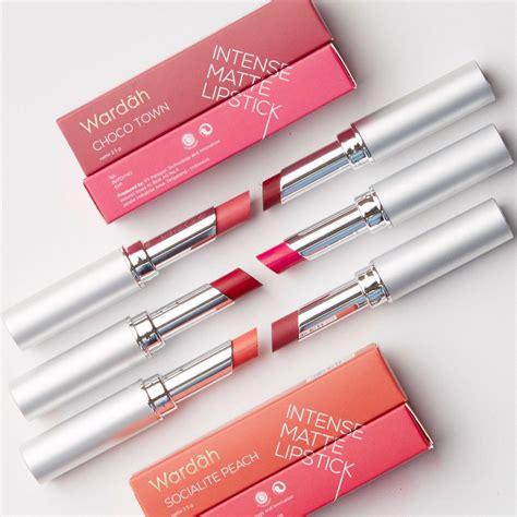 Dan Jenis Lipstik Wardah lipstik matte wardah untuk menyempurnakan riasan anda