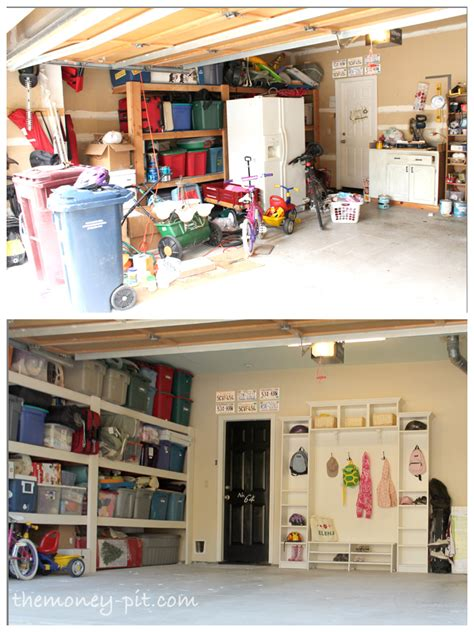 Billy Bookcase Closet Organizer Adding A Mudroom To Your Garage Organize And Inspire