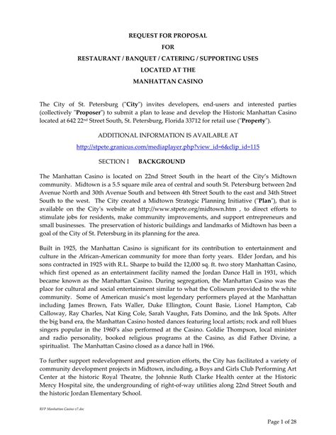 proposal format restaurant 7 restaurant proposal forms word pdf