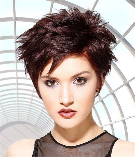spikey choppy bob 17 best ideas about short choppy haircuts on pinterest
