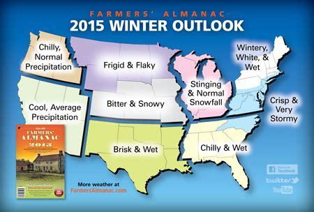 farmers almanac winter outlook 2014 2015 | transworld