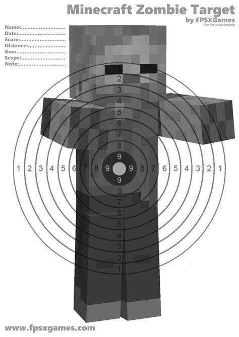 printable zombie gun targets 111 best images about paper shooting targets on pinterest