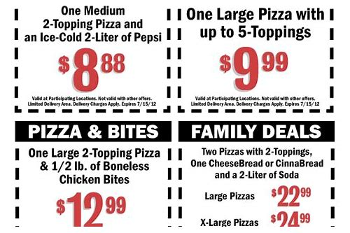 peter piper coupons buffet