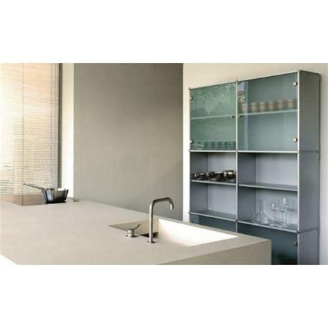 dispense cucina moderna dispensa da cucina moderna in metallo credenza design