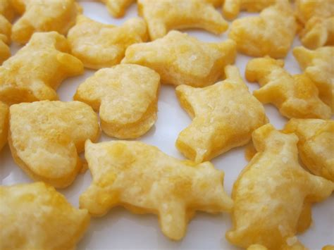 cooking with toddlers cheese crackers only 5 ingredients