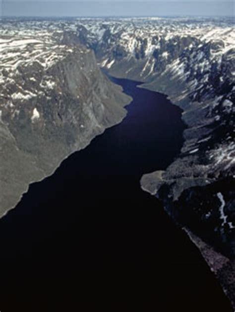 fjord canada fjord the canadian encyclopedia