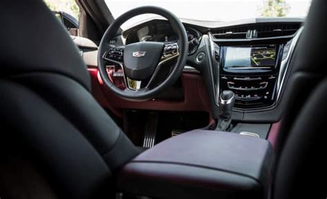 Cadillac Cts Interior by 2017 Cadillac Cts Coupe New Look 2018 2019 Gmc Chevy Cars