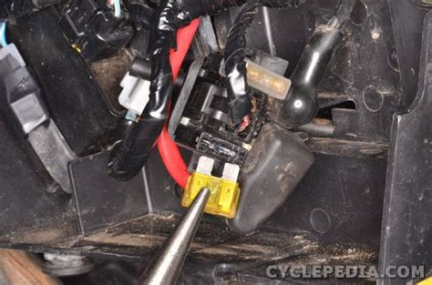 charging system cyclepedia yamaha tw  manual