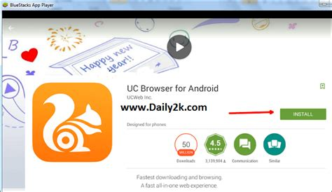 uc browser version apk uc browser mini 10 7 2 apk free here daily2k