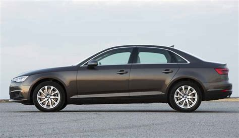 audi fuel efficiency アウディ 燃費効率を33 改善させた新型 audi a4 で自動運転への布石も打つ motor cars