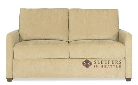 Paragon Sleeper by Customize And Personalize Somerset Fabric Sofa By