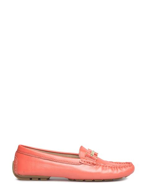 ralph flat shoes ralph shoes flats caliana persimmon
