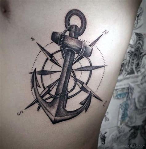 compass tattoo side 41 clean compass tattoo on rib