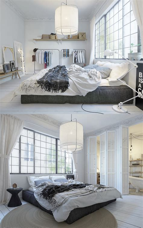 nordic decoration scandinavian bedrooms ideas and inspiration
