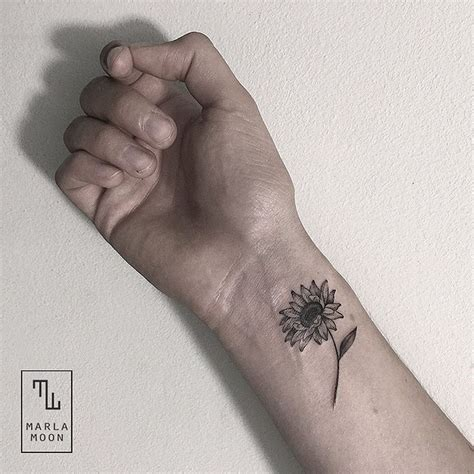 cool black and white tattoos cool black and white sunflower ideas you with to