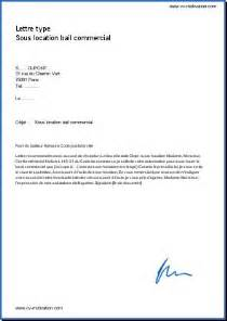 Bail Cover Letter by Sle Cover Letter Exemple De Lettre R 233 Siliation Bail